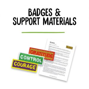 Badges and Support Materials