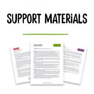 Support Materials