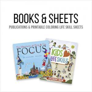 Books & Coloring Sheets